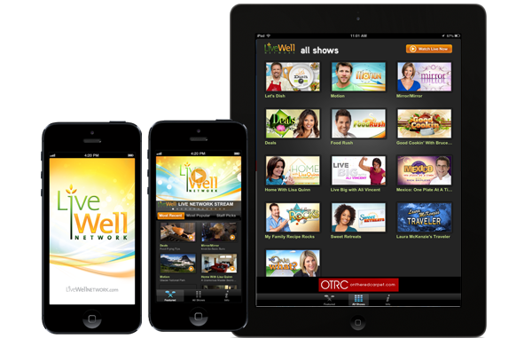 The Live Well Network App