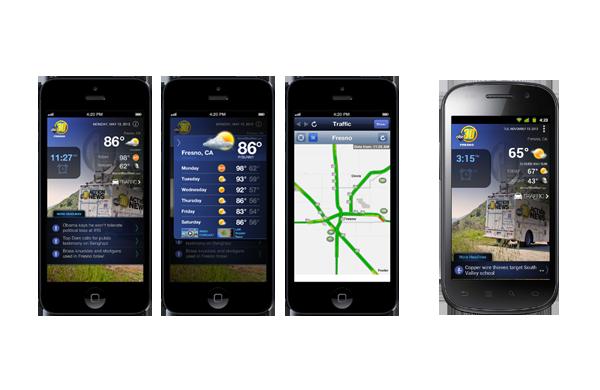 ABC30 Fresno Alarm Clock App