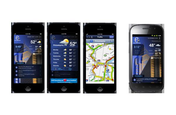 6abc Philadelphia Alarm Clock App