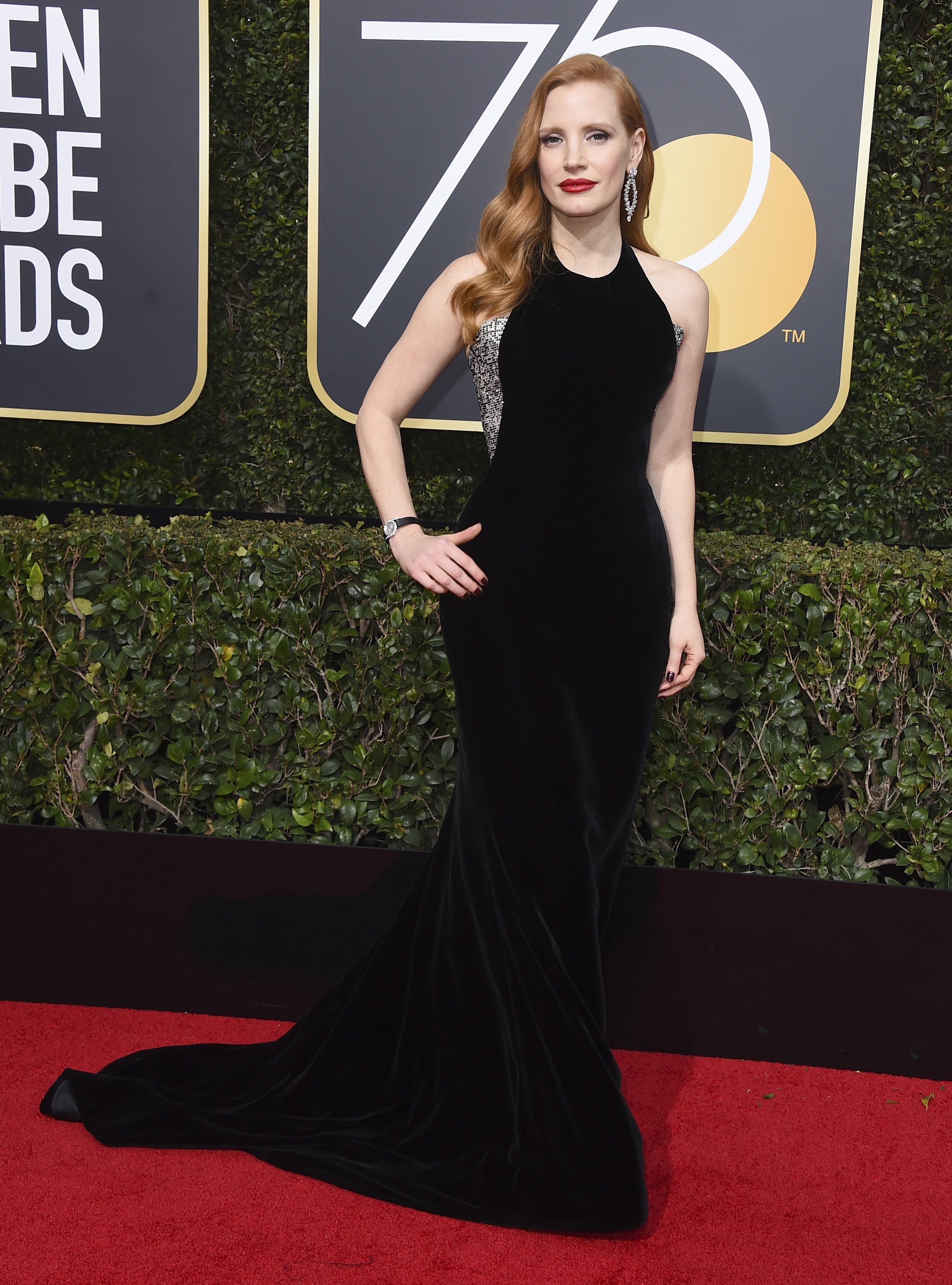 Photos red carpet fashion at the golden globe awards - Golden globes red carpet ...