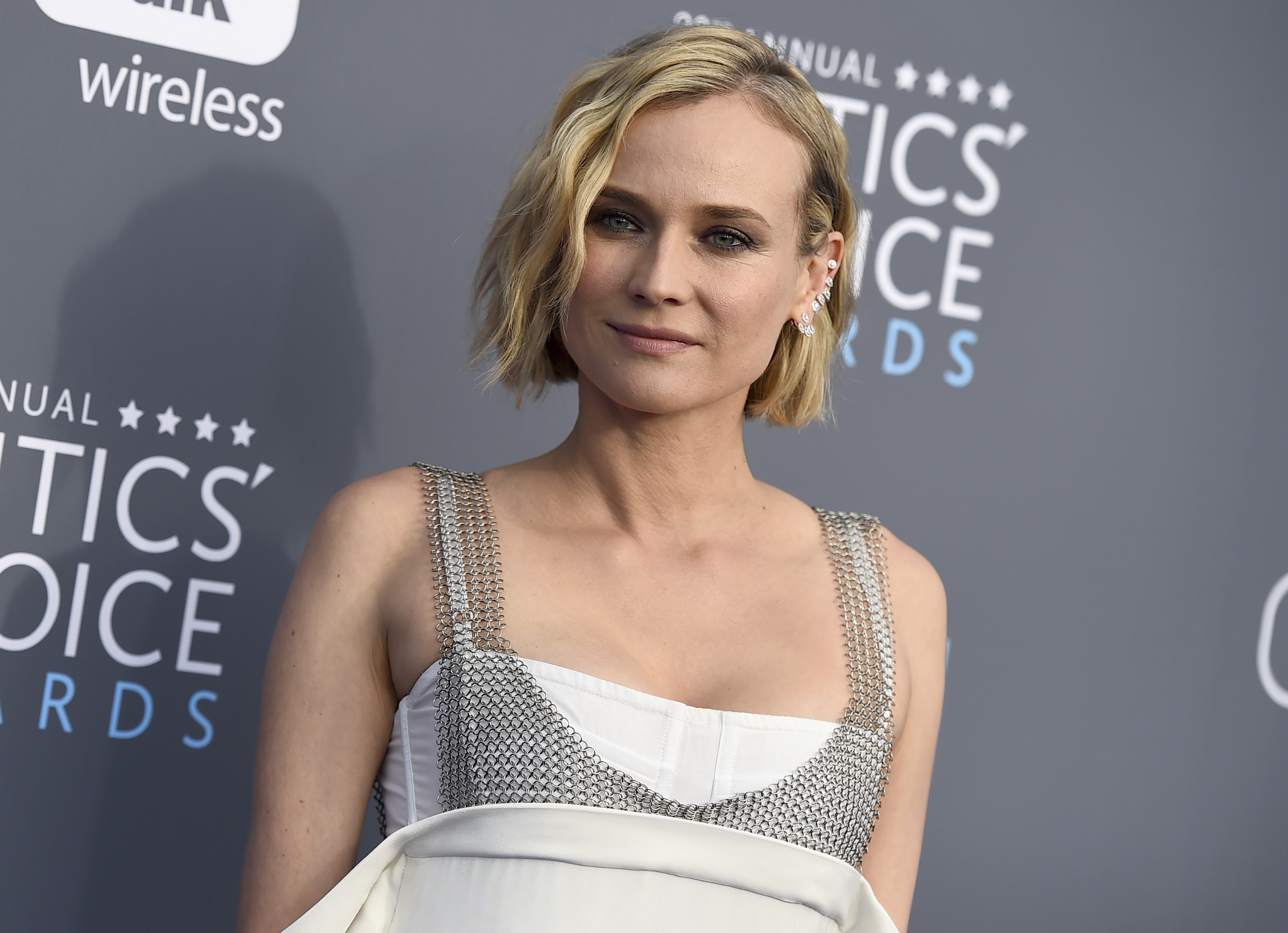 <div class='meta'><div class='origin-logo' data-origin='AP'></div><span class='caption-text' data-credit='Jordan Strauss/Invision/AP'>Diane Kruger arrives at the 23rd annual Critics' Choice Awards at the Barker Hangar on Thursday, Jan. 11, 2018, in Santa Monica, Calif.</span></div>