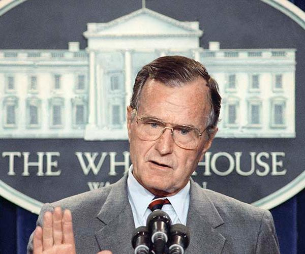 "<div class=""meta image-caption""><div class=""origin-logo origin-image ap""><span>AP</span></div><span class=""caption-text"">Former President George H.W. Bush (ASSOCIATED PRESS)</span></div>"