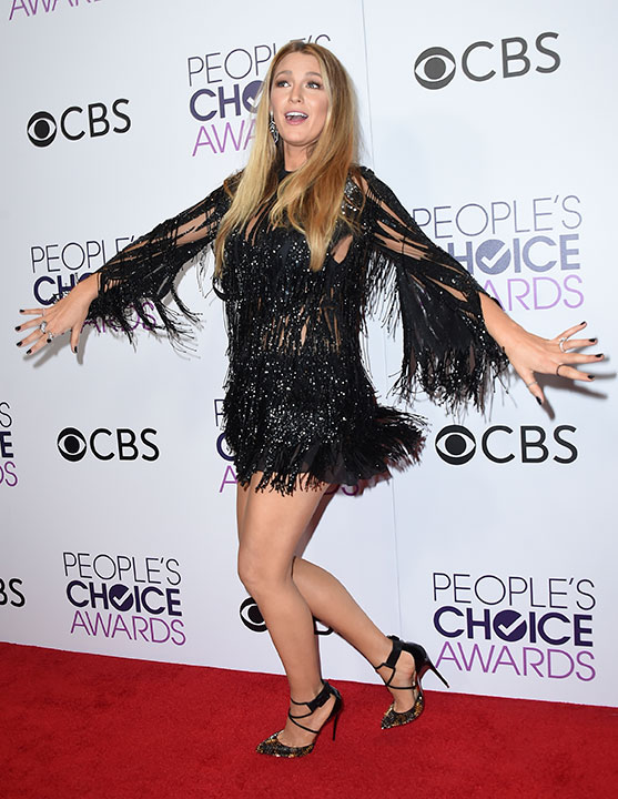 "<div class=""meta image-caption""><div class=""origin-logo origin-image none""><span>none</span></div><span class=""caption-text"">Blake Lively, winner of the award for favorite dramatic movie actress, poses in the press room at the People's Choice Awards at the Microsoft Theater on Wednesday, Jan. 18, 2017. (Jordan Strauss/Invision/AP)</span></div>"