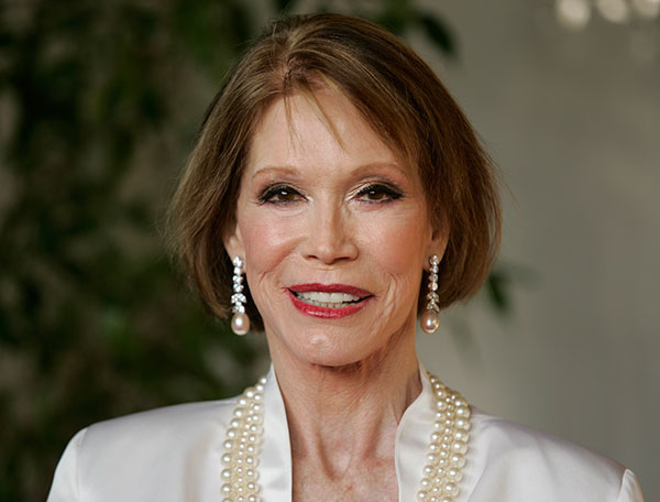 <div class='meta'><div class='origin-logo' data-origin='none'></div><span class='caption-text' data-credit='Chris Carlson/AP Photo'>Mary Tyler Moore, the actress best known for her '70s sitcom ''The Mary Tyler Moore Show,'' passed away at age 80.</span></div>