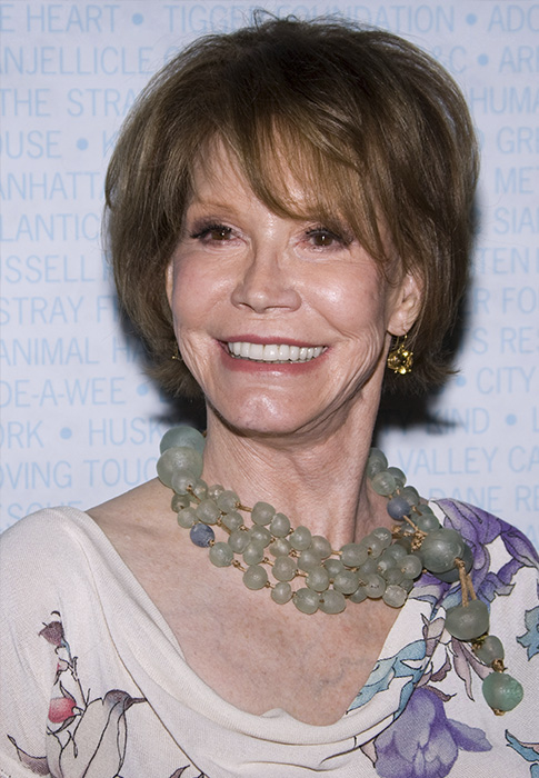 <div class='meta'><div class='origin-logo' data-origin='AP'></div><span class='caption-text' data-credit='AP Photo/Charles Sykes'>In this July 11, 2009 file photo, actress Mary Tyler Moore attends Broadway Barks 11 in New York.</span></div>