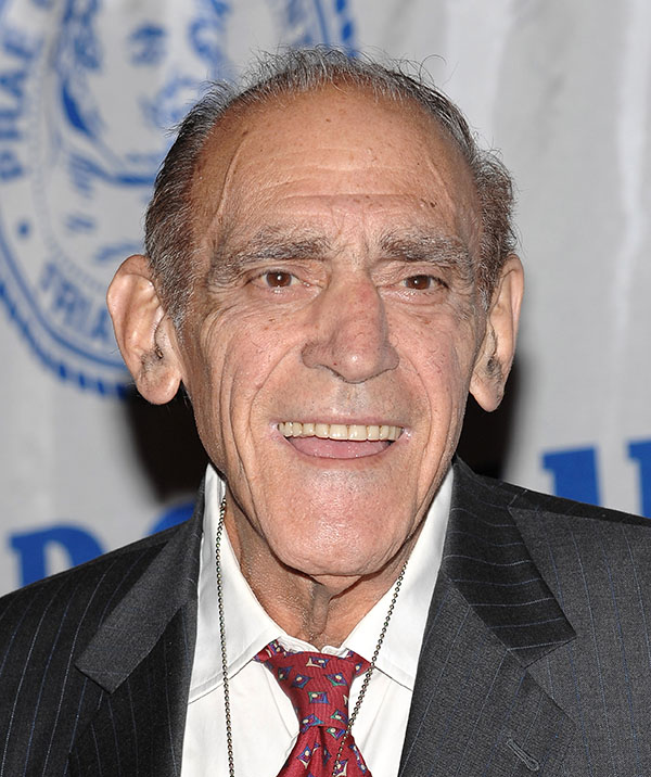 <div class='meta'><div class='origin-logo' data-origin='AP'></div><span class='caption-text' data-credit='AP Photo/Evan Agostini'>Abe Vigoda, known for his roles in the 1970s TV series &#34;Barney Miller&#34; and &#34;The Godfather,&#34; died Tuesday at age 94.</span></div>