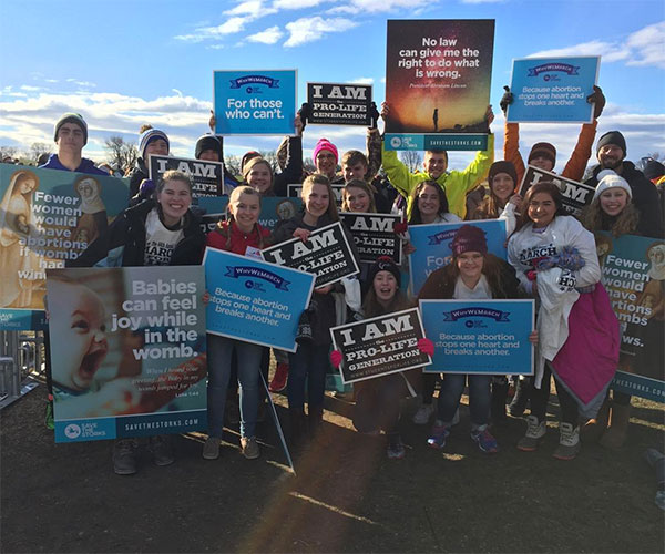 "<div class=""meta image-caption""><div class=""origin-logo origin-image none""><span>none</span></div><span class=""caption-text"">A group from Diocese Of Sioux Falls in South Dakota attends the March for Life in Washington, D.C. on Friday, Jan. 27. (Jon Konz/Instagram)</span></div>"