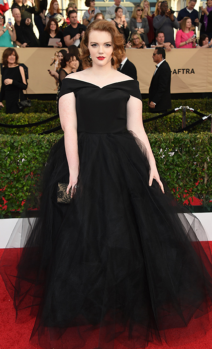 "<div class=""meta image-caption""><div class=""origin-logo origin-image ap""><span>AP</span></div><span class=""caption-text"">Shannon Purser arrives at the 23rd annual Screen Actors Guild Awards at the Shrine Auditorium & Expo Hall on Sunday, Jan. 29, 2017, in Los Angeles. (Jordan Strauss/Invision/AP)</span></div>"