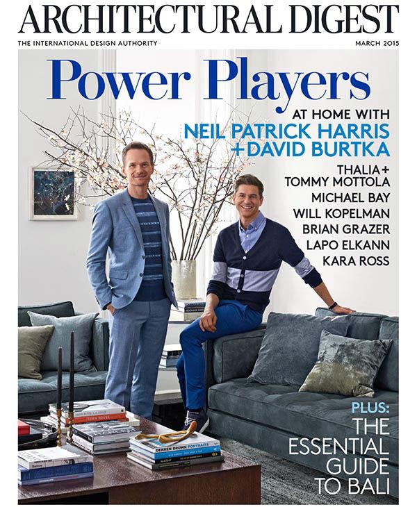 Photos Look Inside Neil Patrick Harris And David Burtka 39 S