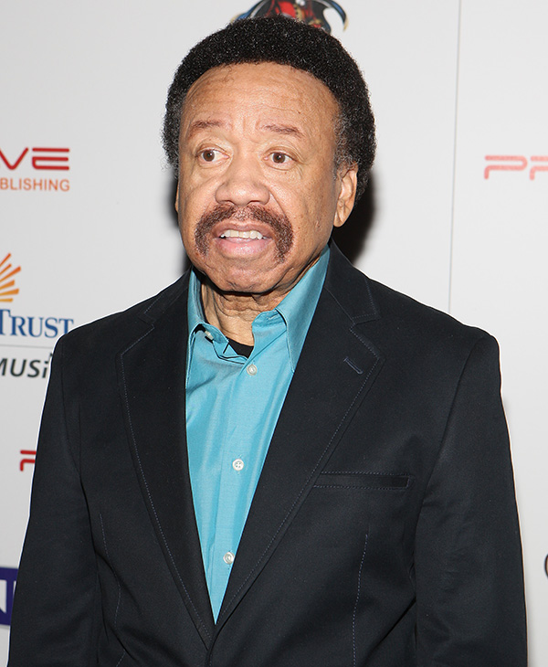 <div class='meta'><div class='origin-logo' data-origin='AP'></div><span class='caption-text' data-credit='Shea Walsh / AP Images for Captain Morgan'>Maurice White, co-founder of Earth, Wind and Fire, died Feb. 4, 2016. He was 74.</span></div>