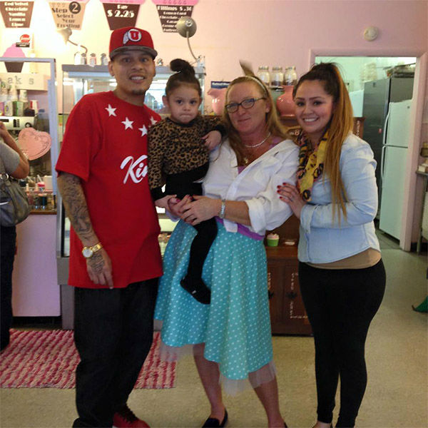Photos family thanks hero baker that saved kidnapped 3 year old