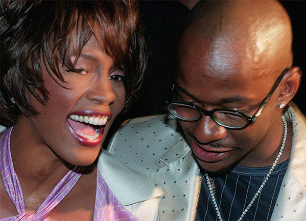 <div class='meta'><div class='origin-logo' data-origin='none'></div><span class='caption-text' data-credit='Photo/AP Photo'>Mar. 1998: With her husband Bobby Brown arrive for the Versace Fall 1998 fashion show in New York.</span></div>