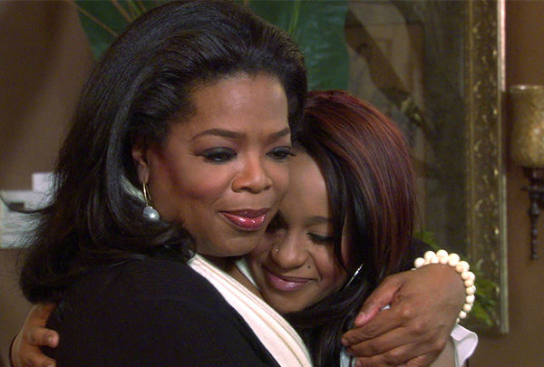 <div class='meta'><div class='origin-logo' data-origin='none'></div><span class='caption-text' data-credit='Photo/AP Photo'>Mar. 2012: Oprah Winfrey, left, embraces Bobbi Kristina Brown in an interview, after her mother Whitney Houston was found dead at the Beverly Hilton.</span></div>