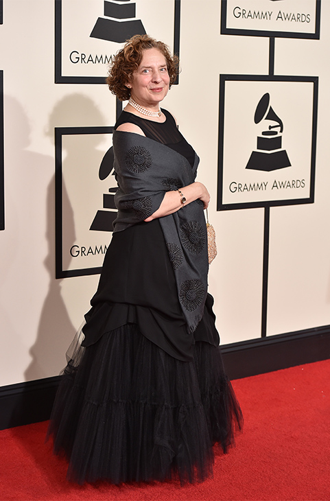 <div class='meta'><div class='origin-logo' data-origin='AP'></div><span class='caption-text' data-credit='Jordan Strauss/Invision/AP'>Julia Wolfe arrives at the 58th annual GRAMMY Awards at the Staples Center on Monday, Feb. 15, 2016, in Los Angeles.</span></div>