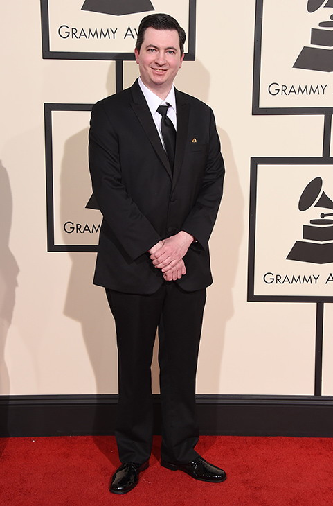<div class='meta'><div class='origin-logo' data-origin='AP'></div><span class='caption-text' data-credit='Jordan Strauss/Invision/AP'>Ryan Barna arrives at the 58th annual GRAMMY Awards at the Staples Center on Monday, Feb. 15, 2016, in Los Angeles.</span></div>
