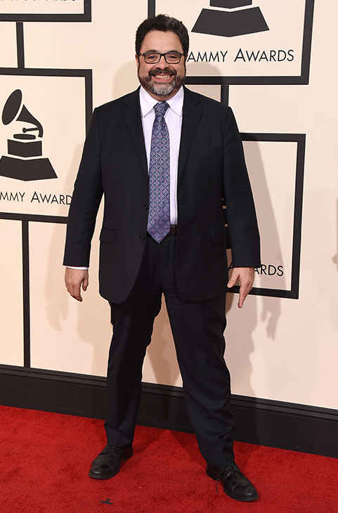 <div class='meta'><div class='origin-logo' data-origin='AP'></div><span class='caption-text' data-credit='Jordan Strauss/Invision/AP'>Arturo O'Farrill arrives at the 58th annual GRAMMY Awards at the Staples Center on Monday, Feb. 15, 2016, in Los Angeles.</span></div>