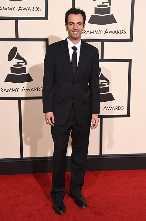 <div class='meta'><div class='origin-logo' data-origin='none'></div><span class='caption-text' data-credit='Jordan Strauss/Invision/AP'>Jorge Vivo arrives at the 58th annual GRAMMY Awards at the Staples Center on Monday, Feb. 15, 2016, in Los Angeles.</span></div>