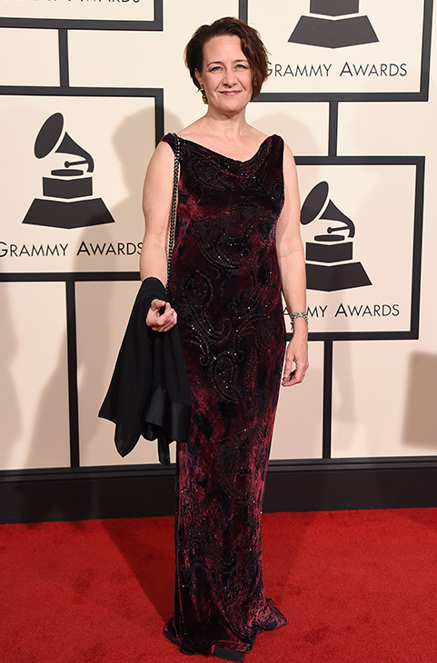 <div class='meta'><div class='origin-logo' data-origin='AP'></div><span class='caption-text' data-credit='Jordan Strauss/Invision/AP'>Julia Bentley arrives at the 58th annual GRAMMY Awards at the Staples Center on Monday, Feb. 15, 2016, in Los Angeles.</span></div>