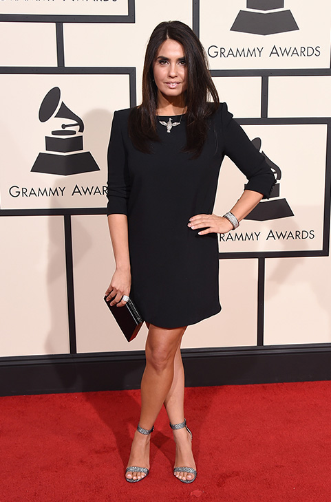 <div class='meta'><div class='origin-logo' data-origin='AP'></div><span class='caption-text' data-credit='Jordan Strauss/Invision/AP'>Emily Lazar arrives at the 58th annual Grammy Awards at the Staples Center on Monday, Feb. 15, 2016, in Los Angeles.</span></div>