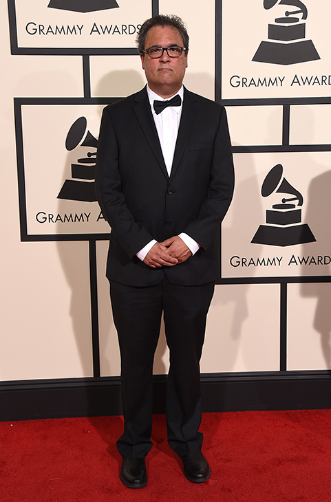 <div class='meta'><div class='origin-logo' data-origin='AP'></div><span class='caption-text' data-credit='Jordan Strauss/Invision/AP'>David Balakrishnan arrives at the 58th annual GRAMMY Awards at the Staples Center on Monday, Feb. 15, 2016, in Los Angeles.</span></div>