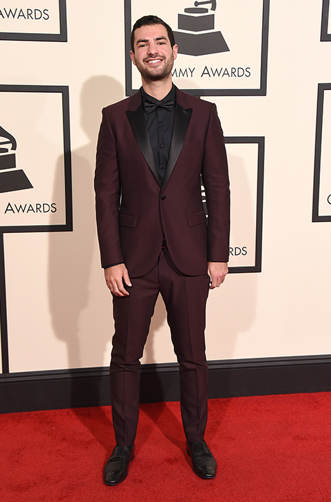 <div class='meta'><div class='origin-logo' data-origin='AP'></div><span class='caption-text' data-credit='Jordan Strauss/Invision/AP'>Andrew Cedar arrives at the 58th annual GRAMMY Awards at the Staples Center on Monday, Feb. 15, 2016, in Los Angeles.</span></div>