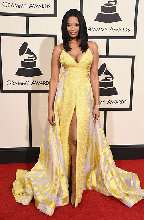 <div class='meta'><div class='origin-logo' data-origin='none'></div><span class='caption-text' data-credit='Jordan Strauss/Invision/AP'>Vanessa Simmons arrives at the 58th annual Grammy Awards at the Staples Center on Monday, Feb. 15, 2016, in Los Angeles.</span></div>
