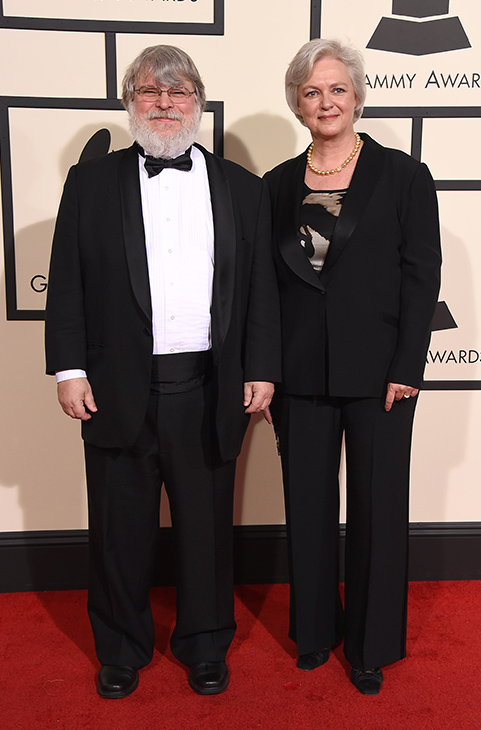 <div class='meta'><div class='origin-logo' data-origin='AP'></div><span class='caption-text' data-credit='Jordan Strauss/Invision/AP'>Paul Odette, left, and Renate Wolter Seevers arrive at the 58th annual GRAMMY Awards at the Staples Center on Monday, Feb. 15, 2016, in Los Angeles.</span></div>