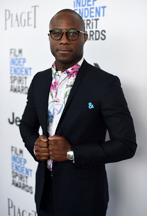 "<div class=""meta image-caption""><div class=""origin-logo origin-image none""><span>none</span></div><span class=""caption-text"">Barry Jenkins arrives at the Film Independent Spirit Awards on Saturday, Feb. 25, 2017, in Santa Monica, Calif. (Jordan Strauss/Invision/AP)</span></div>"