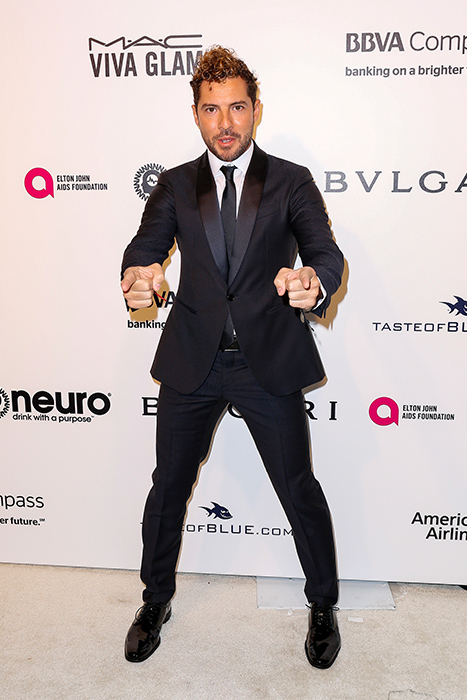 "<div class=""meta image-caption""><div class=""origin-logo origin-image ap""><span>AP</span></div><span class=""caption-text"">David Bisbal arrives at the 2017 Elton John AIDS Foundation Oscar Viewing Party on Sunday, Feb. 27, 2017, in West Hollywood, Calif. (Willy Sanjuan/Invision/AP)</span></div>"