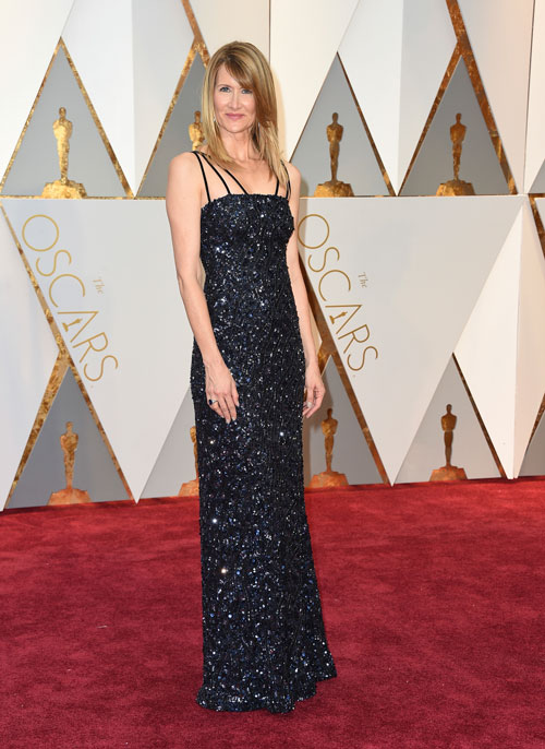 "<div class=""meta image-caption""><div class=""origin-logo origin-image ap""><span>AP</span></div><span class=""caption-text"">Laura Dern arrives at the Oscars on Sunday, Feb. 26, 2017, at the Dolby Theatre in Los Angeles. (Photo by Jordan Strauss/Invision/AP)</span></div>"