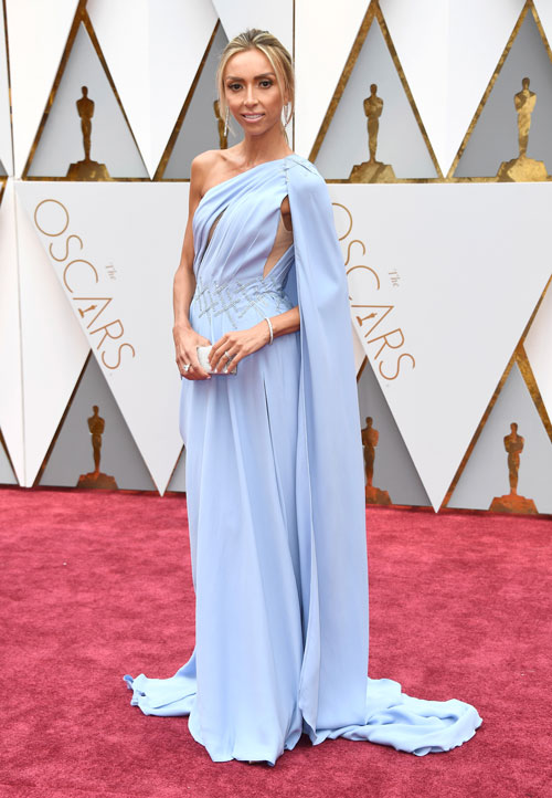 <div class='meta'><div class='origin-logo' data-origin='none'></div><span class='caption-text' data-credit='Photo by Frazer Harrison/Getty Images'>Giuliana Rancic attends the 89th Annual Academy Awards at Hollywood & Highland Center on February 26, 2017 in Hollywood, California.</span></div>