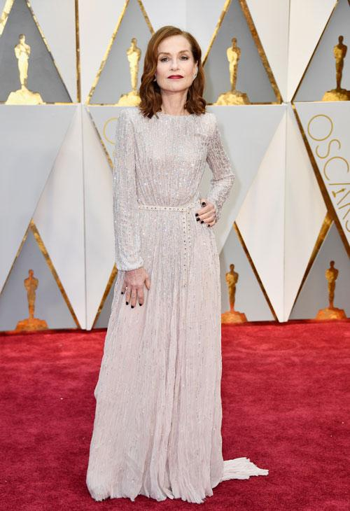 <div class='meta'><div class='origin-logo' data-origin='none'></div><span class='caption-text' data-credit='Photo by Frazer Harrison/Getty Images'>Actor Isabelle Huppert attends the 89th Annual Academy Awards at Hollywood & Highland Center on February 26, 2017 in Hollywood, California.</span></div>