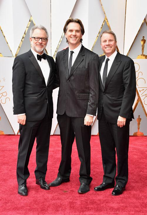 <div class='meta'><div class='origin-logo' data-origin='none'></div><span class='caption-text' data-credit='Photo by Steve Granitz/WireImage'>(L-R) Directors Rich Moore, Byron Howard and Jared Bush attend the 89th Annual Academy Awards at Hollywood & Highland Center on February 26, 2017 in Hollywood, California.</span></div>