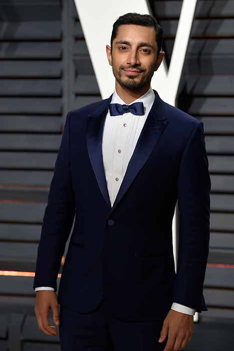 "<div class=""meta image-caption""><div class=""origin-logo origin-image ap""><span>AP</span></div><span class=""caption-text"">Riz Ahmed arrives at the Vanity Fair Oscar Party on Monday, Feb. 27, 2017, in Beverly Hills, Calif. (Evan Agostini/Invision/AP)</span></div>"