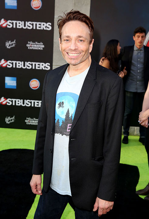 <div class='meta'><div class='origin-logo' data-origin='none'></div><span class='caption-text' data-credit='Blair Raughley/AP Photo'>''Saturday Night Live'' alum and ''The Middle'' actor Chris Kattan is competing on this season of ''Dancing with the Stars.''</span></div>