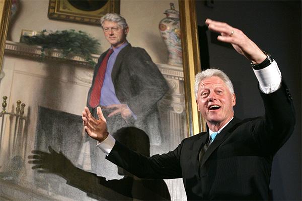 Resultado de imagen para smithsonian president portraits