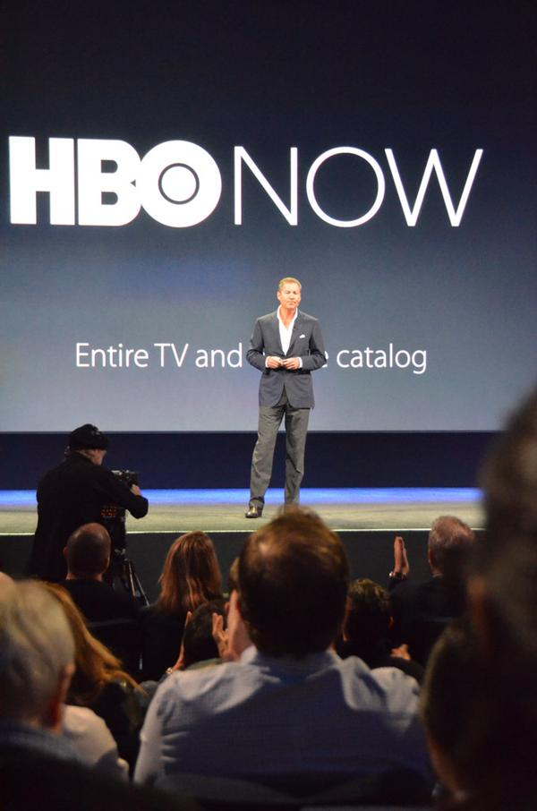 "<div class=""meta image-caption""><div class=""origin-logo origin-image kgo""><span>KGO</span></div><span class=""caption-text"">HBO CEO takes stage at the Apple Watch Event to announce streaming service and show an exclusive Game of Thrones trailer in San Francisco on Monday, march 9, 2015. (KGO). </span></div>"