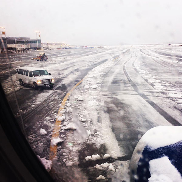 <div class='meta'><div class='origin-logo' data-origin='none'></div><span class='caption-text' data-credit='kanga.glick/Instagram'>A passenger at John F Kennedy International Airport in New York City posted this photo Tuesday morning.</span></div>