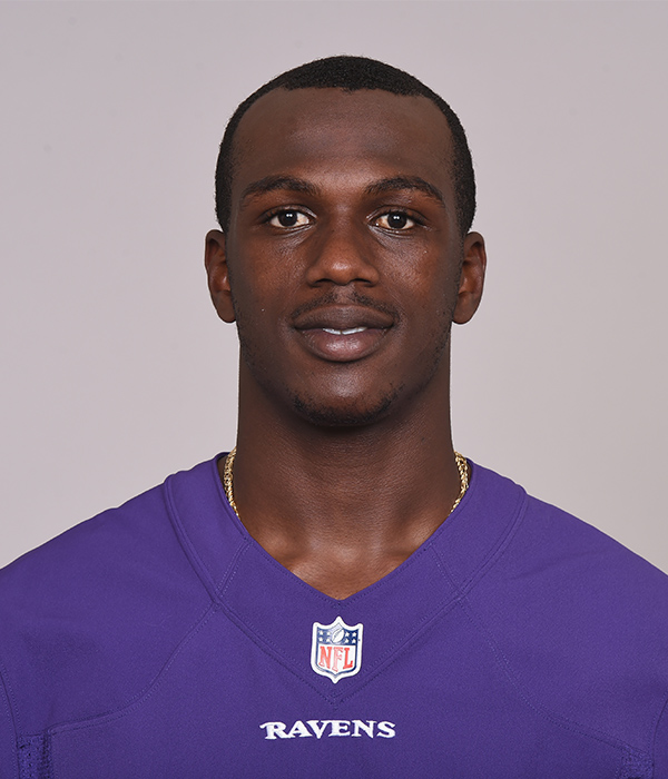 <div class='meta'><div class='origin-logo' data-origin='AP'></div><span class='caption-text' data-credit='AP Photo'>Tray Walker, cornerback for the Baltimore Ravens, died on Mar. 18 after being critically injured in a dirt bike accident. He was 23.</span></div>