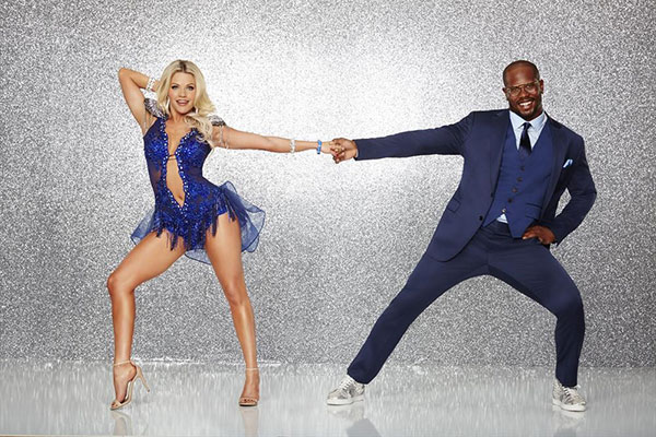 <div class='meta'><div class='origin-logo' data-origin='none'></div><span class='caption-text' data-credit='ABC Television Network'>Super Bowl 50 MVP Von Miller poses with partner Witney Carson.</span></div>