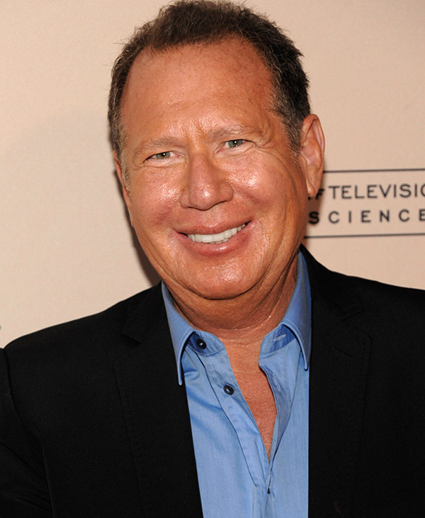 <div class='meta'><div class='origin-logo' data-origin='none'></div><span class='caption-text' data-credit='AP Photo/Dan Steinberg'>Actor and comedian Garry Shandling, best known for his work on the 90s comedy series &#34;The Larry Sanders Show,&#34; died Thursday, March 24, 2016. He was 66.</span></div>