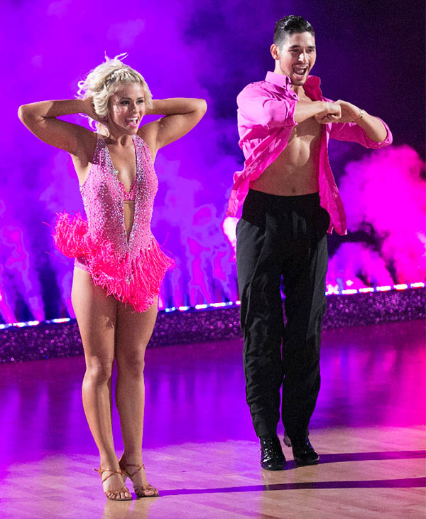 <div class='meta'><div class='origin-logo' data-origin='ABC'></div><span class='caption-text' data-credit=''>Paige VanZant & Mark Ballas</span></div>