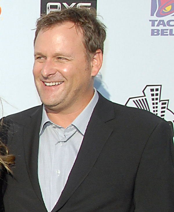 <div class='meta'><div class='origin-logo' data-origin='AP'></div><span class='caption-text' data-credit='AP'>THEN: Dave Coulier poses on the press line at the &#34;Comedy Central Roast of Bob Saget&#34; in Burbank, Calif. on Sunday, Aug. 3, 2008.</span></div>