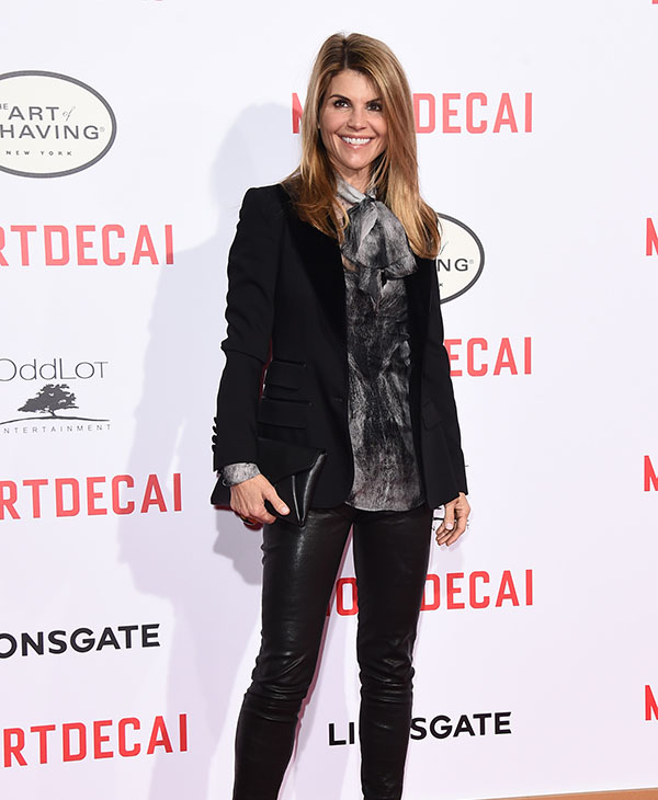 "<div class=""meta image-caption""><div class=""origin-logo origin-image ap""><span>AP</span></div><span class=""caption-text"">NOW: Lori Loughlin arrives at the Los Angeles premiere of ""Mortdecai"" at the TCL Chinese Theatre on Wednesday, Jan. 21, 2015. (AP)</span></div>"
