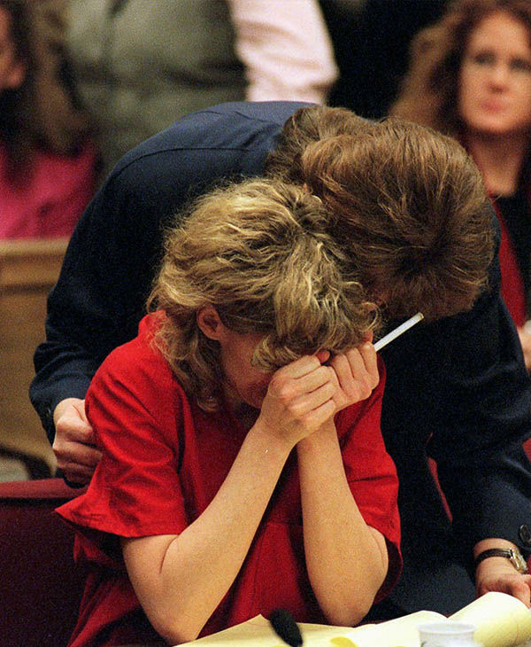 <div class='meta'><div class='origin-logo' data-origin='none'></div><span class='caption-text' data-credit='Photo/AP'>Mary Kay Letourneau went to jail for seven-and-a-half years when she had an affair with her 13-year-old student Vili Fualaau in 1997.</span></div>
