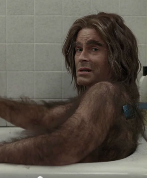 "<div class=""meta image-caption""><div class=""origin-logo origin-image none""><span>none</span></div><span class=""caption-text"">'Crazy Hairy Rob Lowe.' (DirecTV)</span></div>"