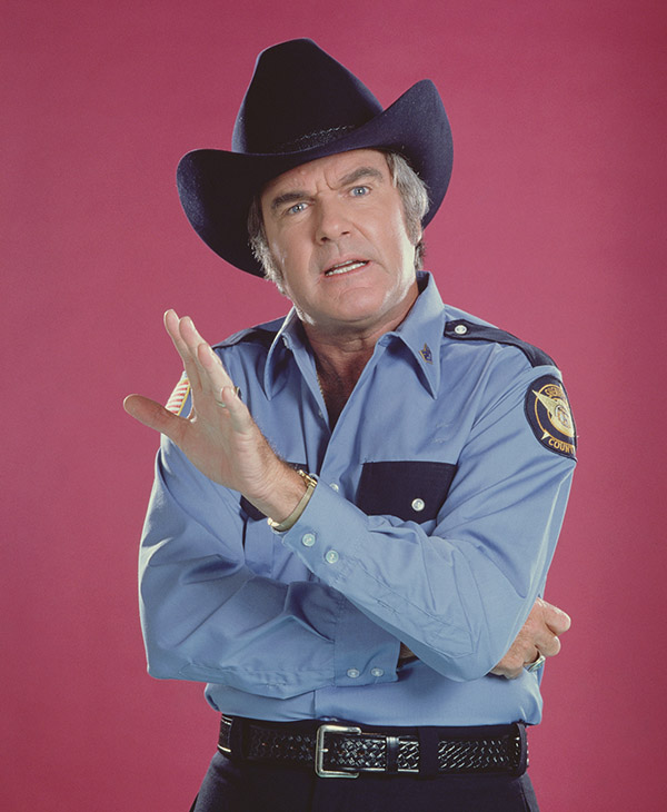 <div class='meta'><div class='origin-logo' data-origin='none'></div><span class='caption-text' data-credit='CBS Photo Archive/Getty Images'>James Best, best known as the bumbling sheriff Rosco P. Coltrane on TV's &#34;The Dukes of Hazzard,&#34; died Monday, April 6 at age 88 following a brief illness.</span></div>