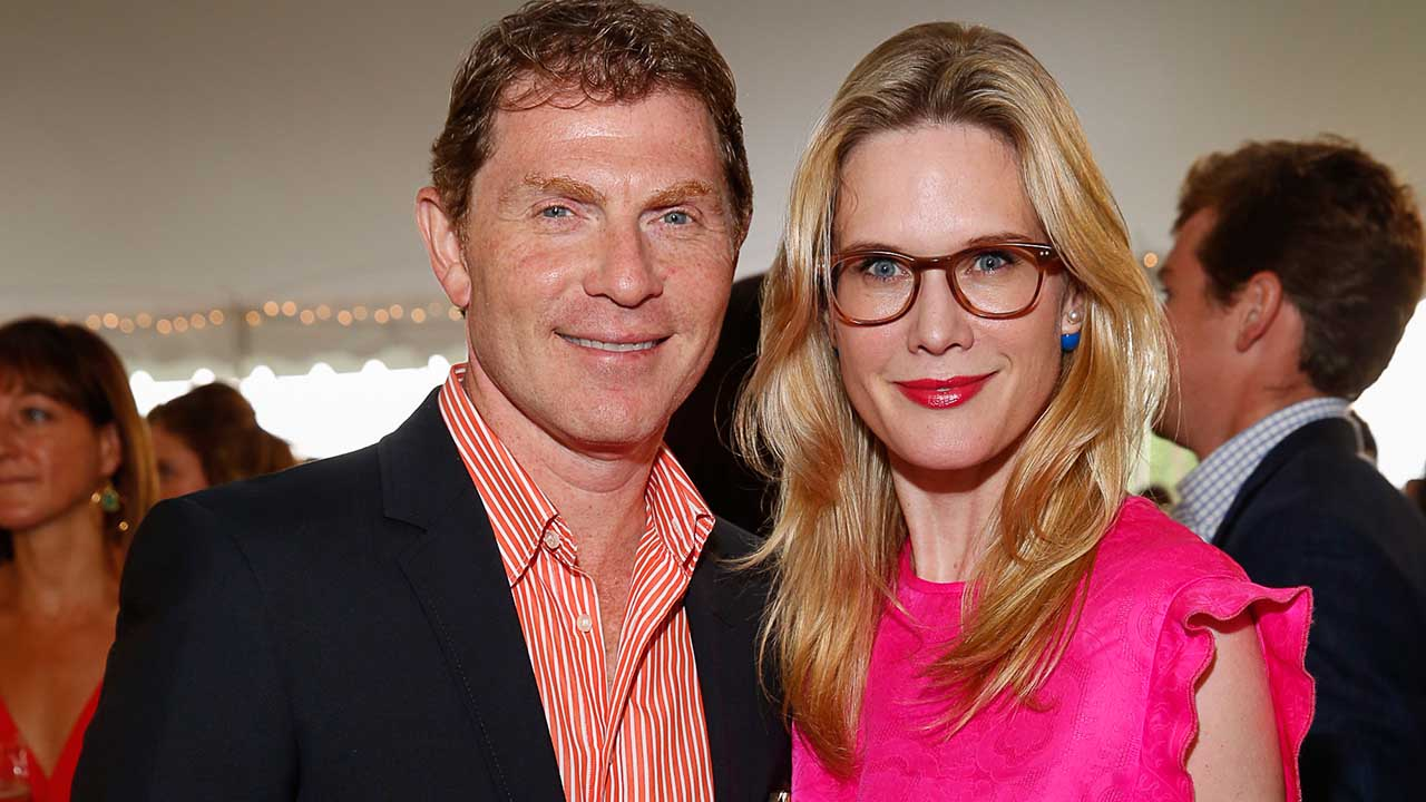 celebrity chef bobby flay separated from wife law order