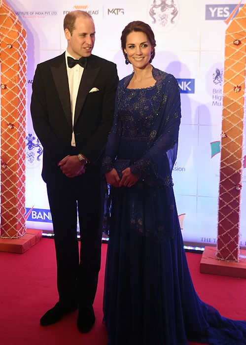 "<div class=""meta image-caption""><div class=""origin-logo origin-image ap""><span>AP</span></div><span class=""caption-text"">Prince William, and his wife, Kate, the Duchess of Cambridge, pose after they arrive for a charity ball at the Taj Mahal Palace hotel in Mumbai, India, Sunday, April 10, 2016. (Punit Paranjpe/Pool via AP)</span></div>"