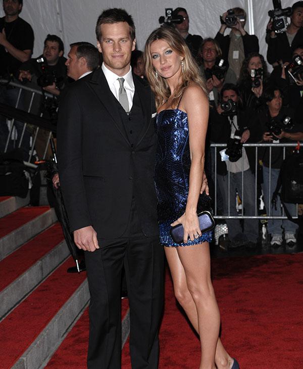 Tom Brady Pens Sweet Note To Wife Gisele Bundchen After